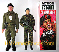 Action Man Commander & HMAF Commando