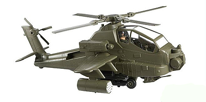 HMAF Army Attack Helicopter