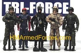 HM Armed Forces Figures