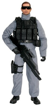 HMAF Mercenary Figure