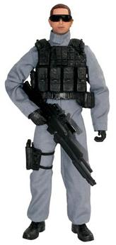 HMAF Mercenary Figure