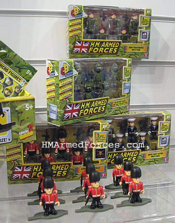 HMAF Micro Figure Multi Packs