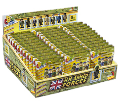 HM Armed Forces Micro Figures
