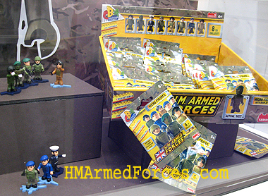 HM Armed Forces Micro-Figures