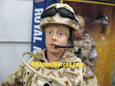 HM Armed Forces Royal Navy Medic Action Figure