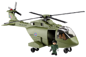 RAF Merlin Helicopter