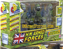 HM Armed Forces RAF Regiment CBRN (Chemical, Biological, Radiological and Nuclear) Light Role Team Multipack
