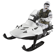 HMAF Royal Marines Commando Skidoo Patrol Set