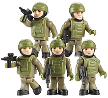 HM Armed Forces Reoyal Marines Commando Multi Pack